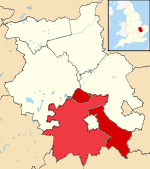 South Cambs Map
