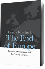 The End of Europe book