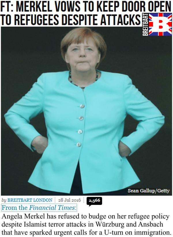 Picture of Angela Merkel