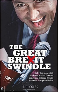 The Great Brexit Swindle book cover