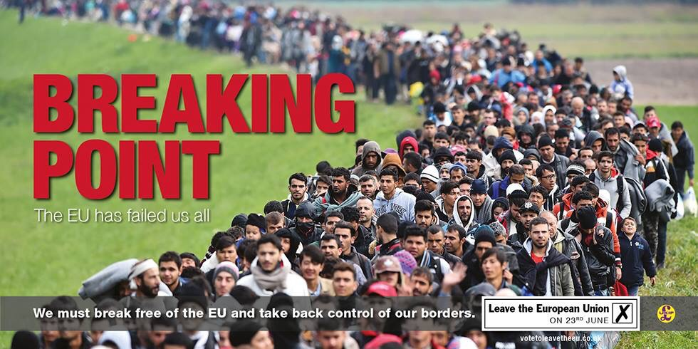 Breaking Point - immigration
